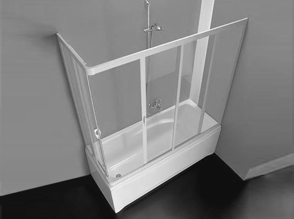 Box doccia in pvc u sear di azzarello