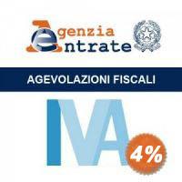 Agevolazione iva archivi sear di azzarello - Agevolazioni fiscali per ristrutturazione bagno ...