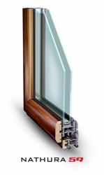Serramenti alluminio legno palermo Nathura 59