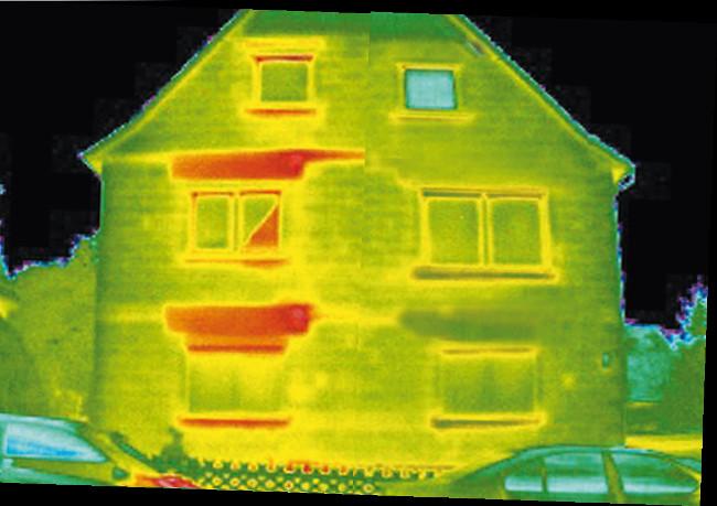 termografia coibentazione cassonetti tapparelle termica