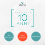 Eterma Vetri Garanzia 10 ANNI